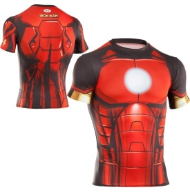 Iron Man Under Armour...Heck yes.