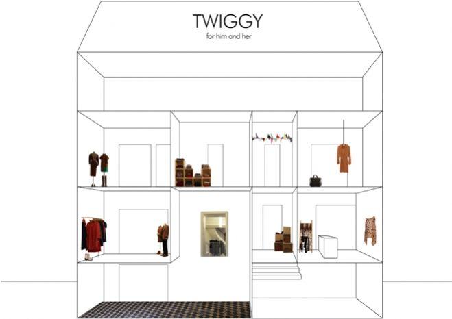 Twiggy | Fashion | Gent | Citytrip
