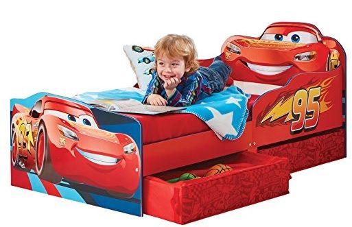 CAMA INFANTIL DE TRANSICION CARS 3 - 509CAD, IndalChess.com Tienda de juguetes online y juegos de jardin