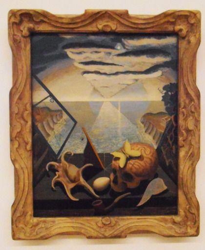 Casement To Infinity 1930 Leon Underwood (1890 -1975) at Tate Britain