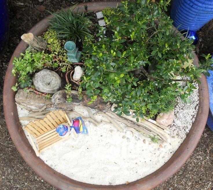Gnome Garden: 25+ Best Ideas About Miniature Zen Garden On Pinterest