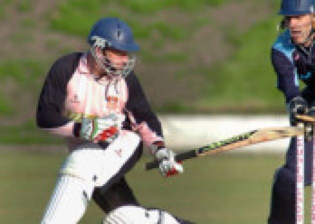 Blackpool Cricket Club sealed a first Northern Premier League title since 1990.