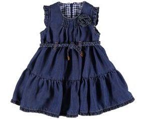 Munchkin and More - Denim print dress , $40.99 (http://www.munchkinandmore.com.au/denim-print-dress/)
