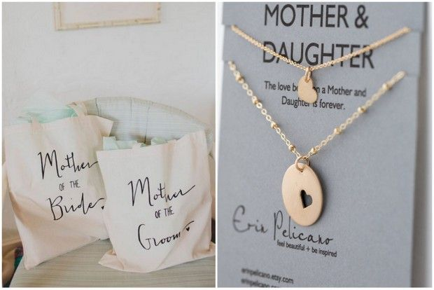 10 great gift ideas to say thank you to the mother and father of the bride or groom!