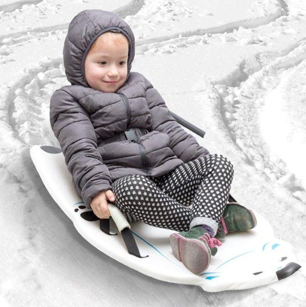 #Snowboard für #Kinder #Schnee #Winter #spielen