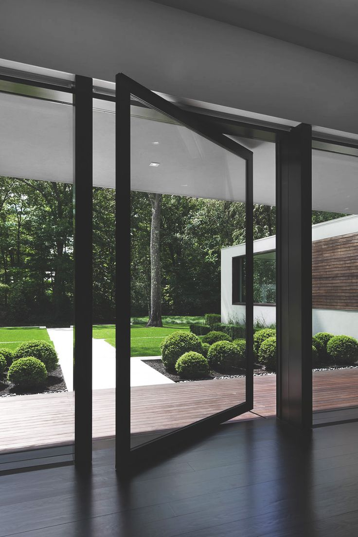 home interior and exterior