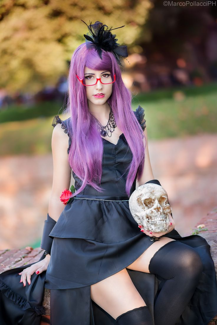 Tokyo Ghoul Cosplay Rize Kamishiro cosplay