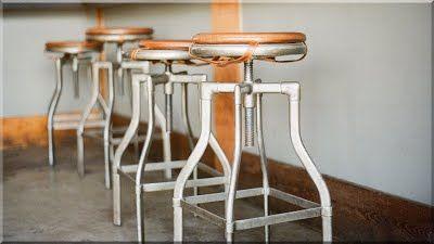 bárszékek, loft dizájnbútor