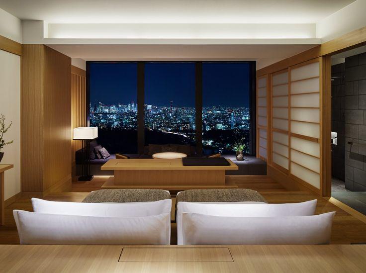 Das Aman Hotel Tokyo #luxuryjapanhotel