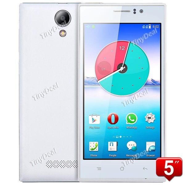 "MPIE V3 5\"" Spreadtrum Quad-core Android 4.4 2G Phone 5MP CAM 512MB RAM 4GB ROM Google Play Store P03-MPV3"