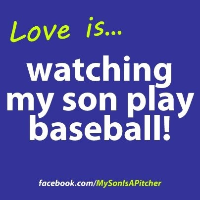 Love watching him play.. Ever game and practice hes growing in many ways with the game :)