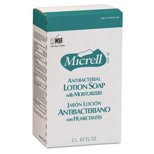 Micrell Antibacterial Lotion Soap Refill Goj225704 Lotion