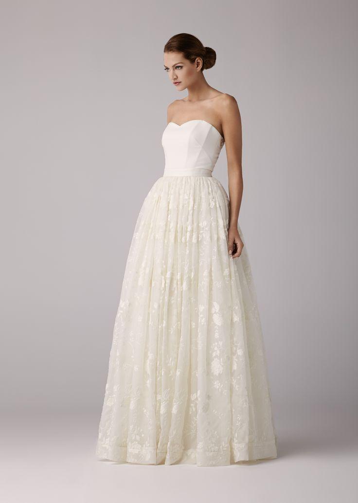 DAHLIA suknie ślubne Kolekcja 2014