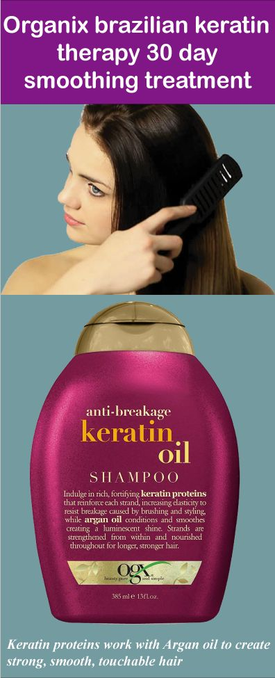Organix Brazilian Keratin Therapy is a product that is all about  promoting beauty that is pure, natural, and simple. Organix Brazilian Keratin  Therapy is a unique and amazing blend of four exotic ingredients that are  combined to do one thing, and that is to work together as one powerful force to  bring a whole new definition of life to your hair overall.