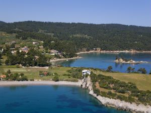 Ellinika op Evia
