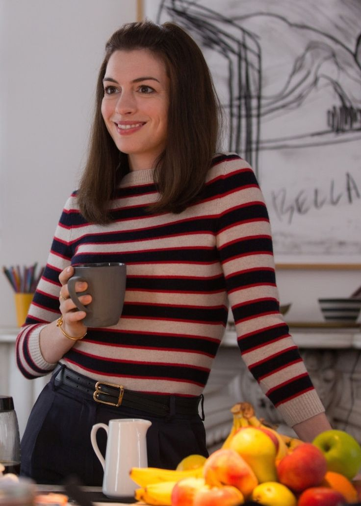 "Jacqueline Oknaian on ""The Intern"" Movie's Fashion"