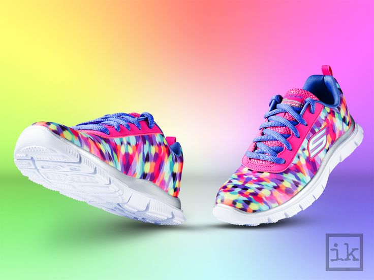 Skechers kids shoes - a bright image for bright kids!