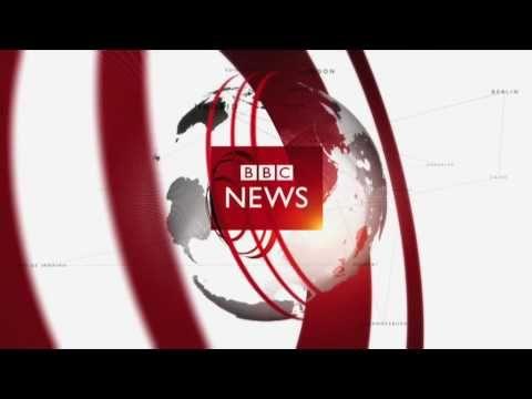 BBC News Ident.