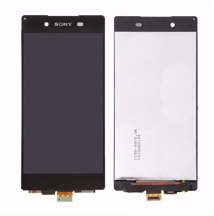 Change your broken LCD from Sony #XperiaZ3 Compact LCD Digitizer Assembly Black.