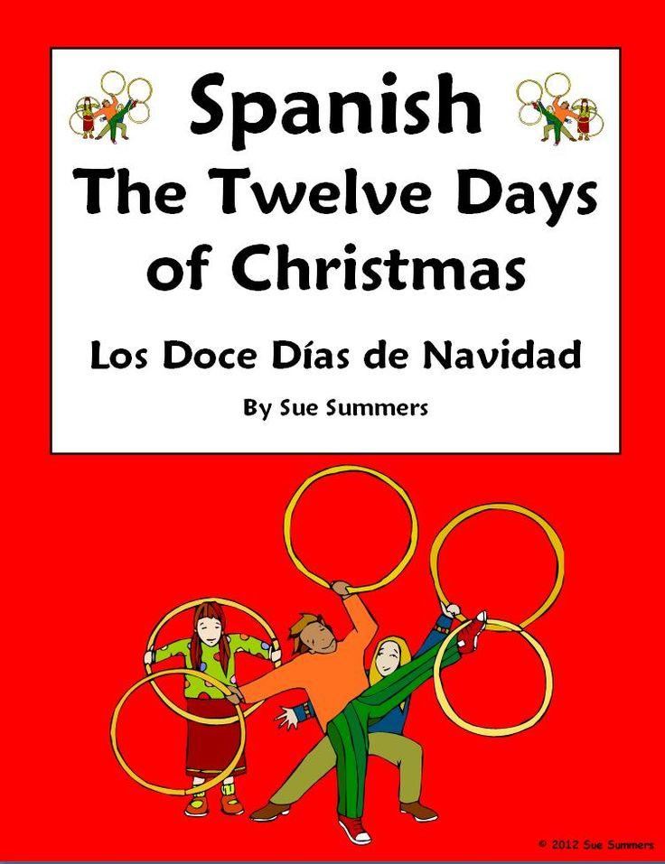 12 Days of Christmas Lyrics - Merry Christmas 2015