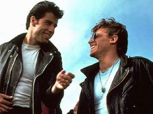Danny and Kenickie, Grease