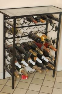 Wine Rack - $100