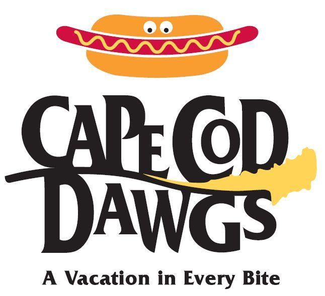 Cape Cod Chips Logo Part - 17: Logo Identity For Cape Cod Dawgs.