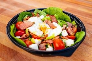 Salata cu Bacon si Ou (breakfast) (360g)