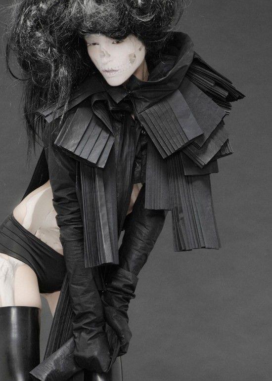 Avant Garde Fashion Photography