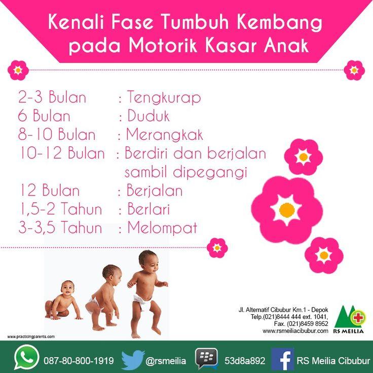 Perkembangan #anak #layanan #sehat #dokter #rumahsakit #rsmeilia #cibubur #depok #cileungsi #bekasi #bogor #jakarta #tangerang #indonesia