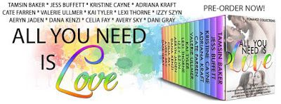 Here is what I read blog: ALL YOU NEED IS LOVE Boxset