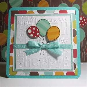 birthday - cuttlebug  design by imaginisce