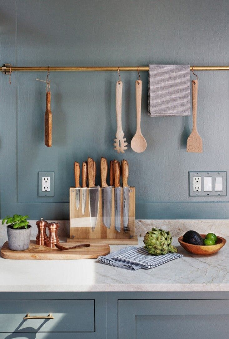 The Easy-to-Add Super-Stylish Storage Solution Every Kitchen Needs