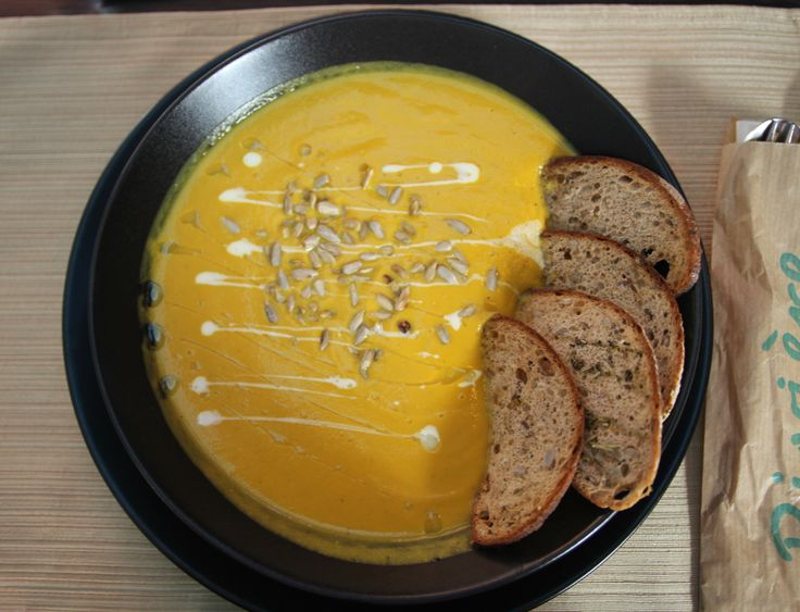 Supa de dovleac Riviere