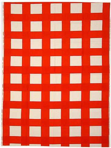 primary-yellow:SÄÄNTO (textile sample) — VUOKKO ESKOLIN-NURMESNIEMI, 1973Source: MET MUSEUM — THE COLLECTION ONLINE
