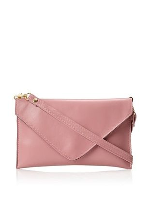 JJ Winters Women's Zooey Cross-Body, Blush Pink