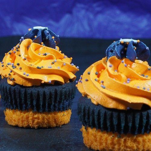 Griezelig lekkere cupcakes
