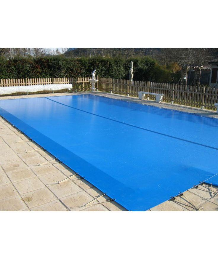 Bâche hiver ECO SH-AC-BH-001 Bâche d'hivernage pour piscine. Polyéthylène tissé 200gr/m2. Traitement Anti UV. 9,90 € /m²A l'approche de l'hiver, pensez à couvrir votre piscine!!! cette bâche d'hivernage est légère, esthétique et économique!!!