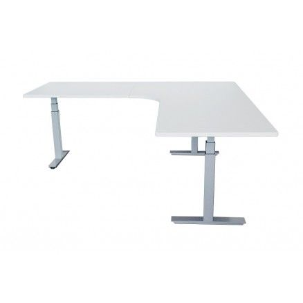 ErgoCentric L-Shape Standing Desk - UpCentric UP3L