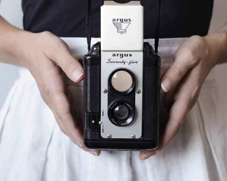 Argus Argoflex Seventy-Five Twin Lens