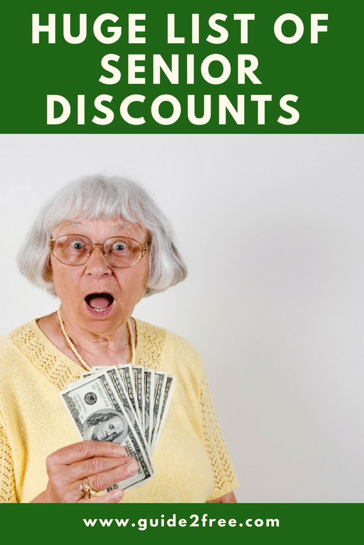 Senior Discounts at Age 50, 55, 60, and Some merchants offer deals for the and-up crowd, while others' discounts start at age 60 or even To help you find the discounts you or your parents can enjoy now, we've grouped the most up-to-date deals we could find by age for 50, 55, 60, and