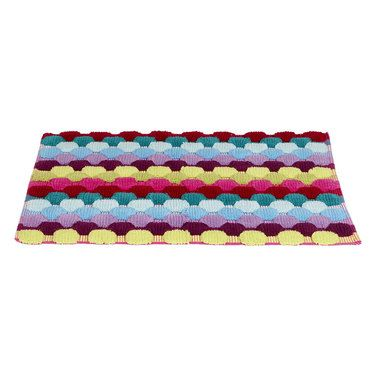 KOO Large Spot Bath Mat Multicoloured | Spotlight Australia