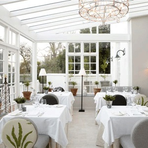 The Greenhouse Restaurant @ The Cellars-Hohenort Hotel, Cape Town, voted top restaurant in SA 2011