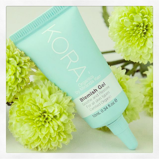 KORA Organics Tip: When KORA Organics Blemish Gel is required, wash hands thoroughly to ensure no bacteria are transferred, then gently pat onto blemish and massage lightly into skin. Like our post if you already use this product to naturally support skin. Discover more here http://www.koraorganics.com/us/blemish-gel.html