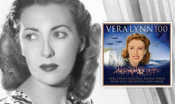 Vera Lynn 100: Wartime singer releases new album TODAY  LISTEN HERE