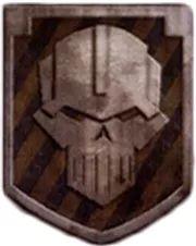 Iron Warriors Pre-Heresy Legion Badge
