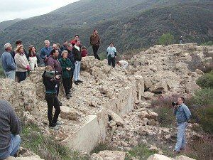 Santa Clarita Guide - Historical Sites - St. Francis Dam Tours