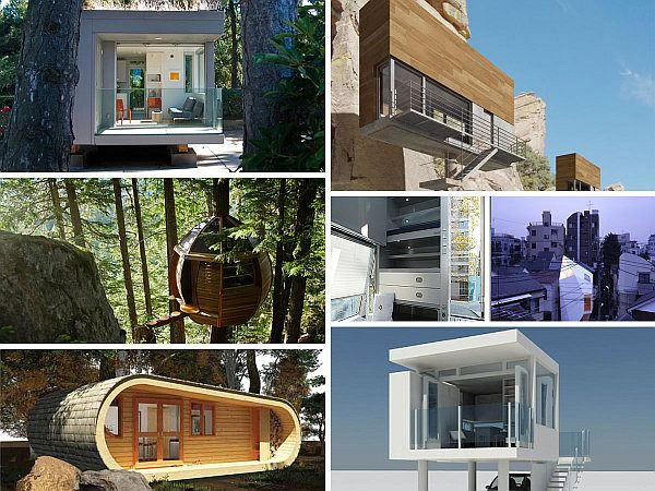 Home Living Small Tiny House | tiny houses Tiny Houses: The Best in Modern Compact Living