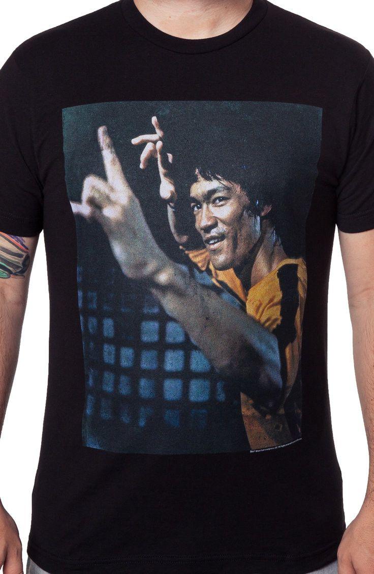 Yeeaaah Bruce Lee Shirt: Bruce Lee Mens T-shirt