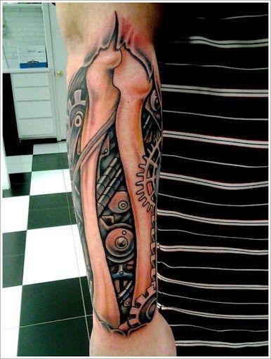 05dfd89f9 TOP 50 BEST BIOMECHANICAL TATTOOS IDEAS | Matching Tattoo | Tattoo ...